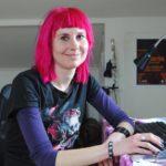 Drömmen om Målajord, Louise Halvardsson