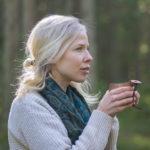 Drömmen om Målajord, Josefine Wilkins, Vara med naturen