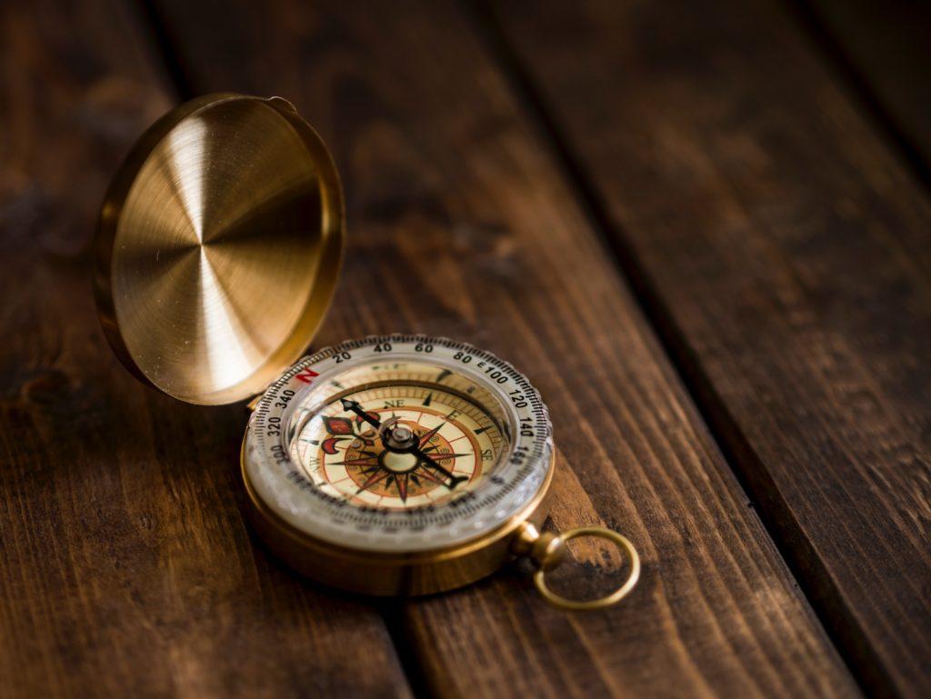 inre kompass, Den inre kompassen